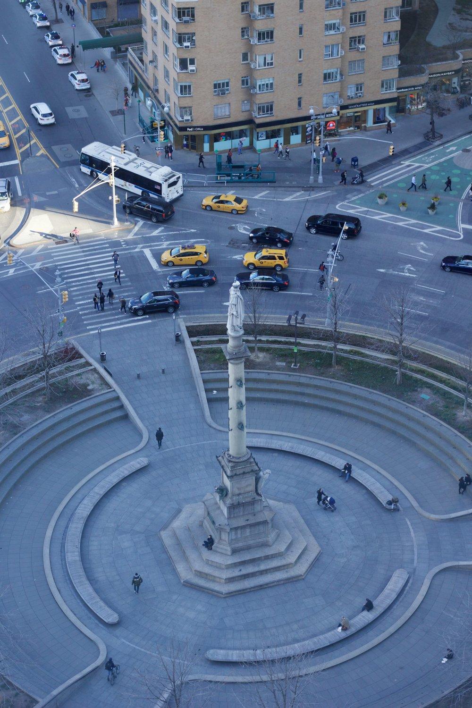 Samantha McNeil Blog // Columbus Circle