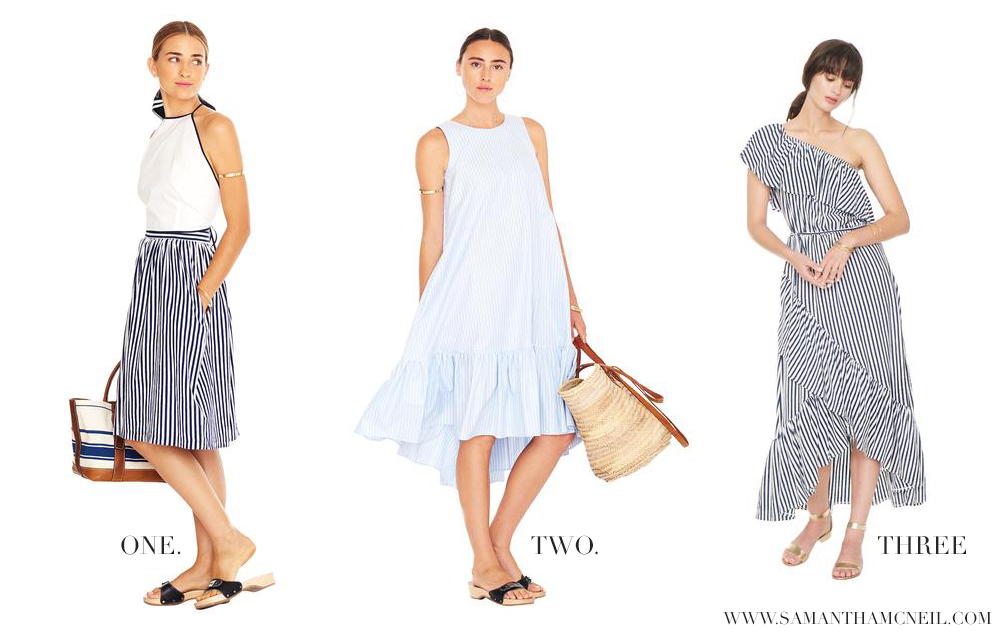 Samantha McNeil Blog // MDS Stripes