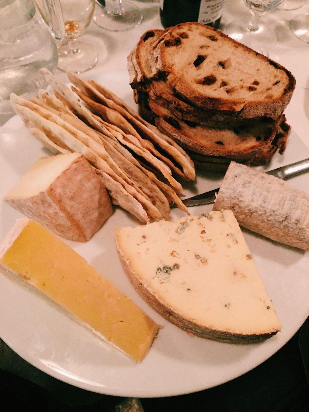 Neal's Yard Dairy Cheeses