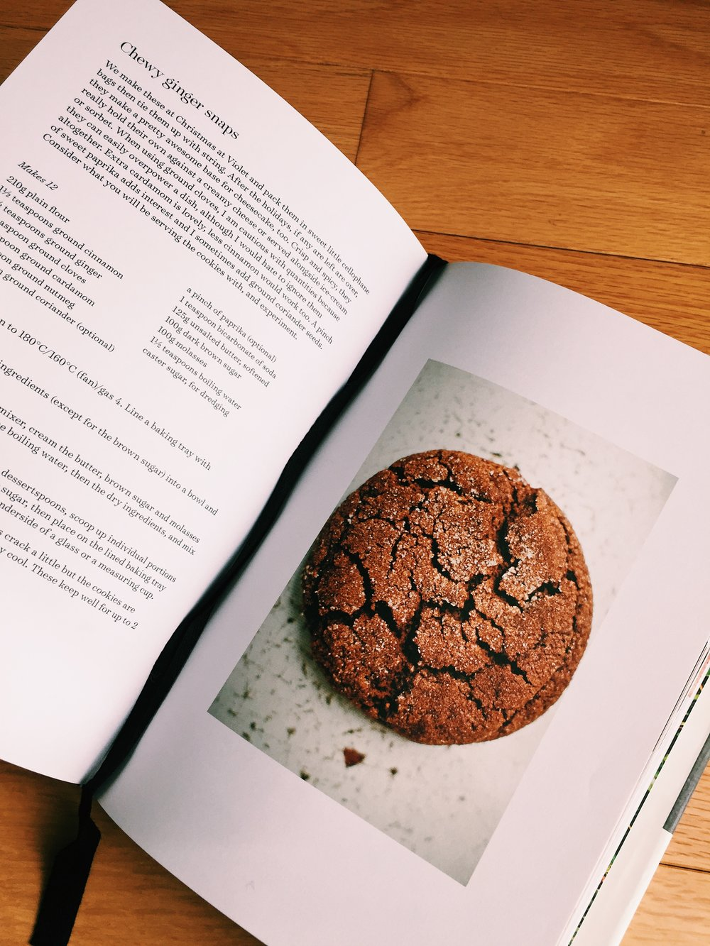 violet bakery cookbook