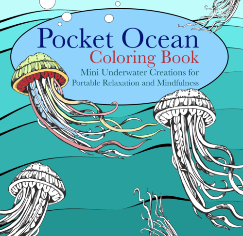 Adult Coloring Books At Their Finest Inspired By Johanna Brasfords Lost Ocean An Inky