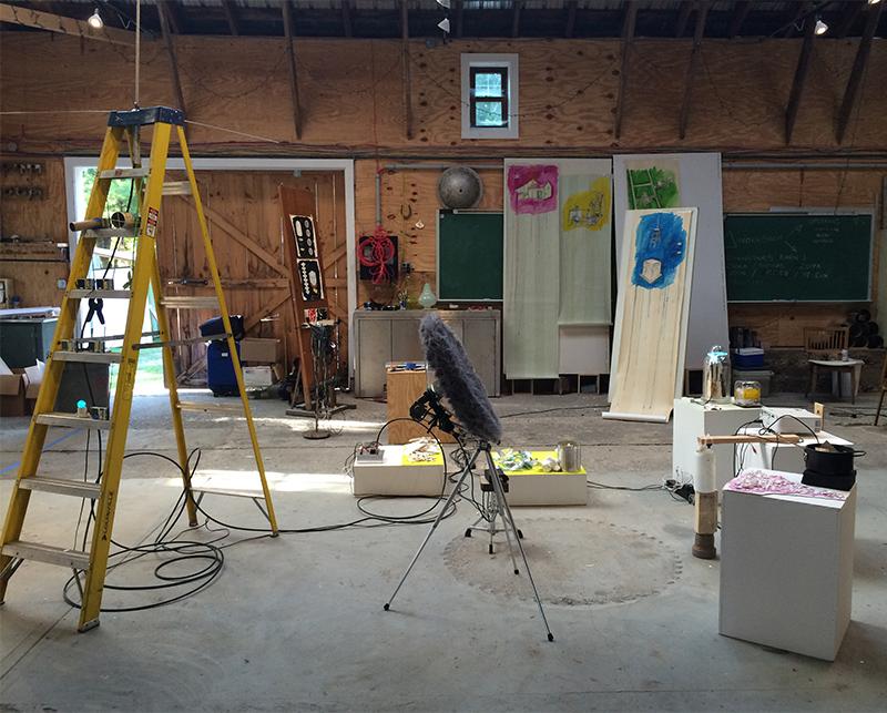 John Roach - Triangle Installation.jpg