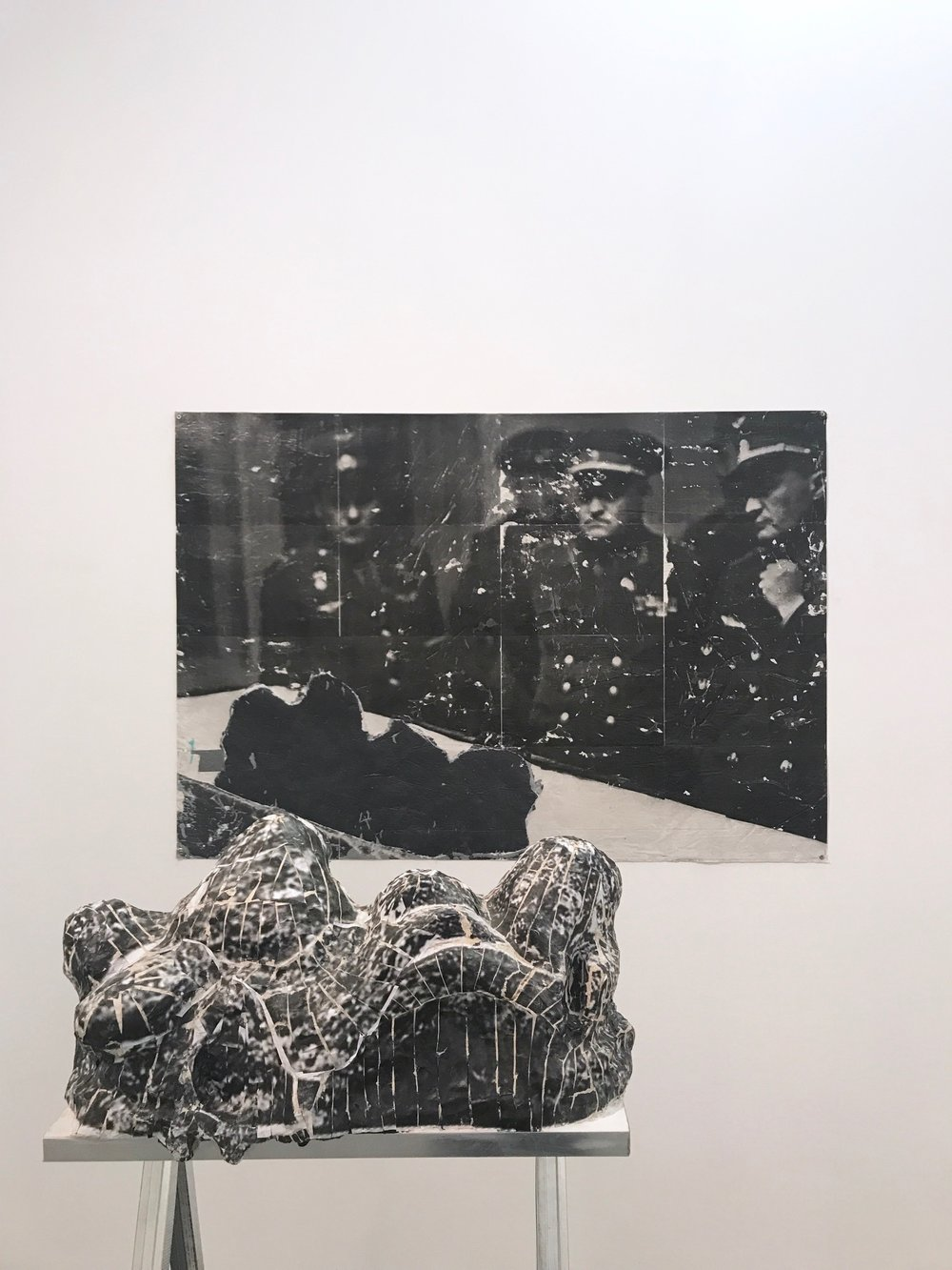 Baris Gokturk, Untitled (The Kozmanaut) , 2016
