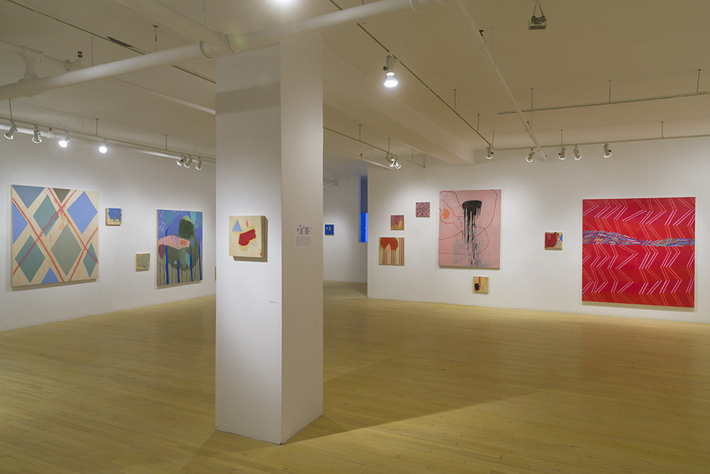 Grandes tragédies, at Dominique Bouffard Gallery (Montreal) in 2016