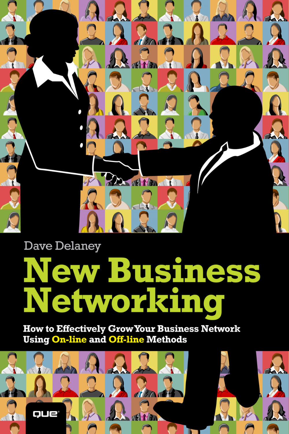 New Business Networking book by Dave Delaney