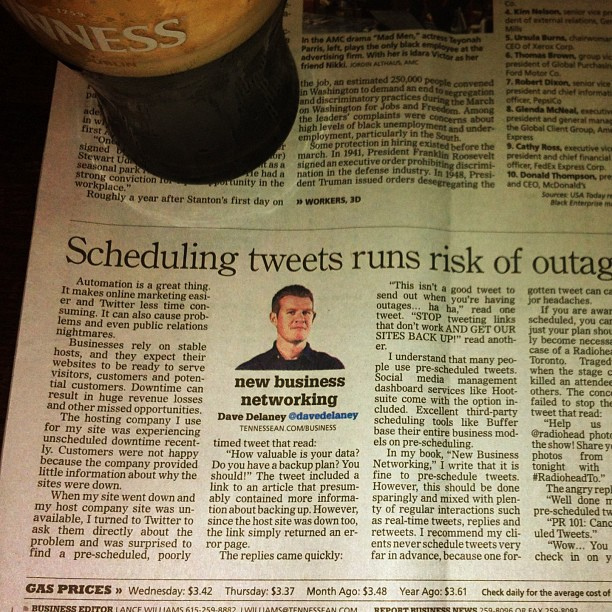 Scheduling Tweets? Read This.