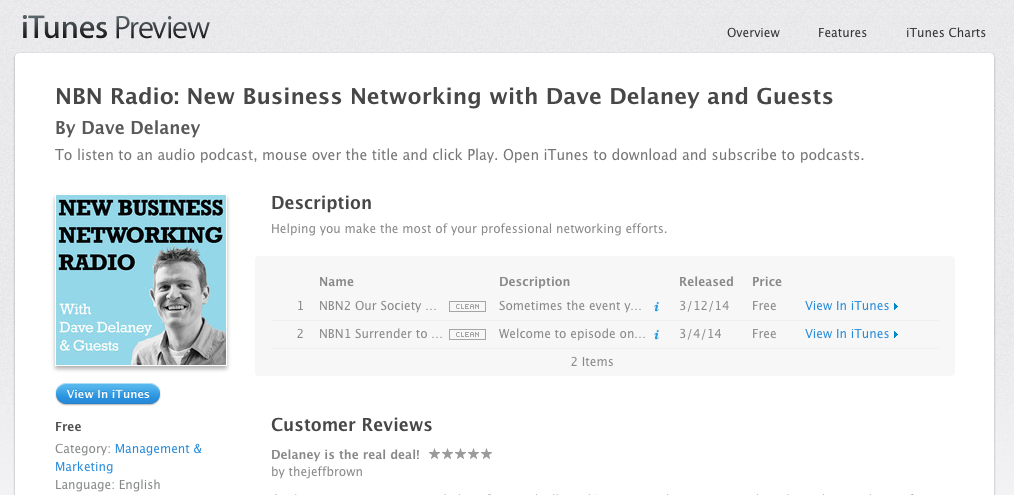 how to subscribe to a podcast in itunes