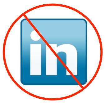 LinkedIn Mistake