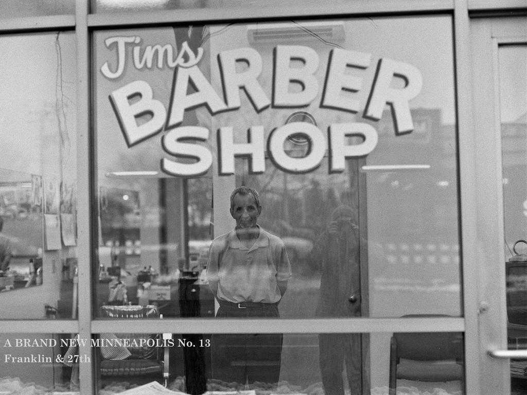 Jim's Barber Shot photo by JoeD jadammel