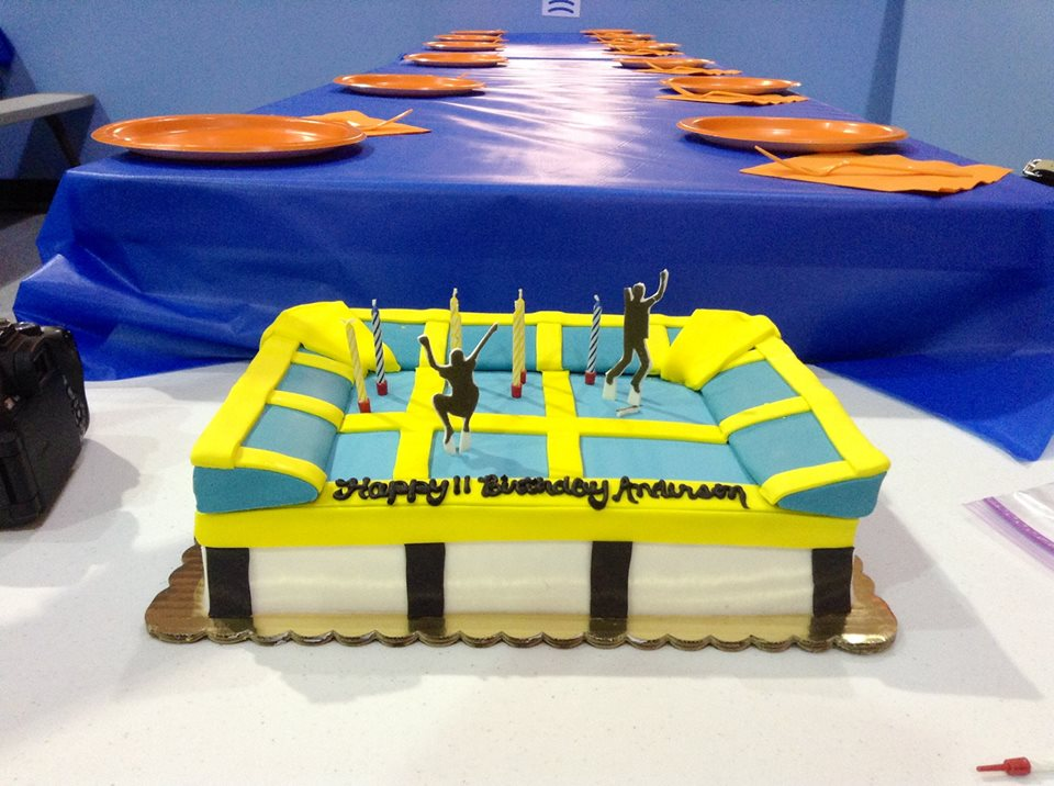 Birthdays Events Elevation Trampoline Park