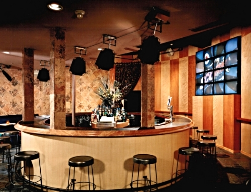 Bar Designer, NY, Raymond Haldeman 3