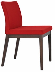 Cadence Modern Wood Restaurant Chair