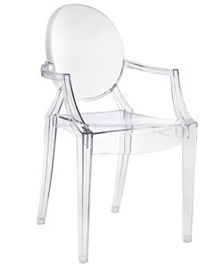 Playa Modern Restaurant Arm Chair