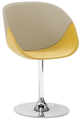 Tala Modern Pedestaled Restaurant Chair