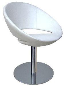 Aero Modern Pedestaled Restaurant Chair