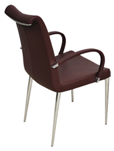 Crescent Modern Restaurant Chair