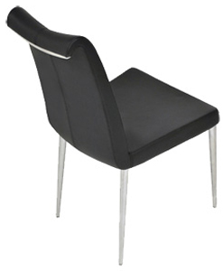 Crescent Modern Side Restaurant Chair