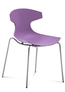 Telsa Chrom Modern Chair