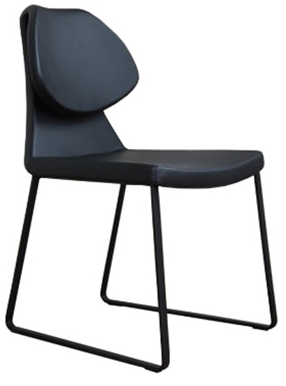 Blossom Modern Sled Restaurant Chair