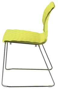 Soleil Modern Sled Chair