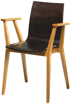 Lena Modern Arm Chair