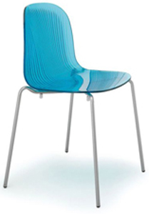 Scala Stackable Modern Chair