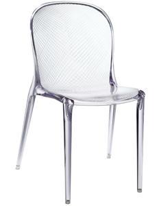 Path Modern Acrylic Chair