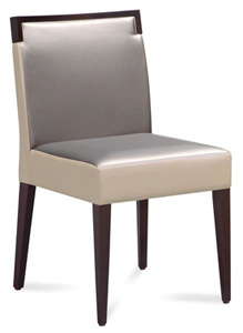 Maynard Upholstered Restaurant Chair