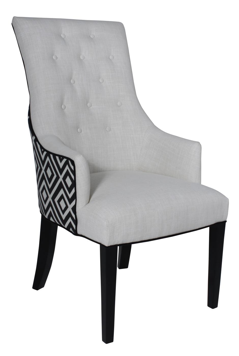 Brentwood Upholstered Restaurant Chair