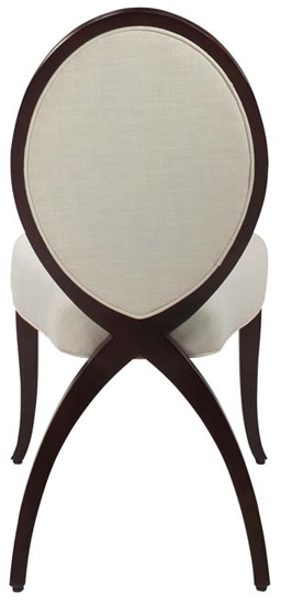Charlotte Upholstered Designer Chair