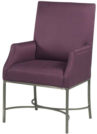 Dallas Upholstered Arm Chair