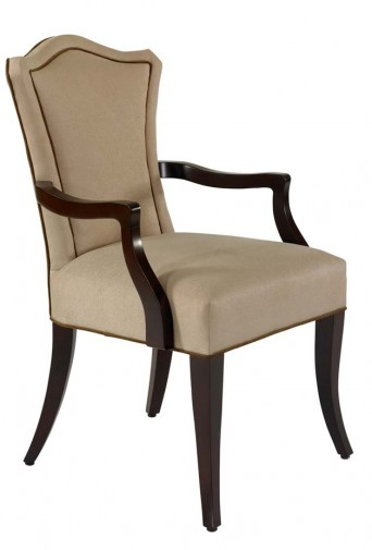 Layla Upholstered Arm Chair