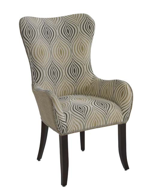 Copley Upholstered Designer Armchair