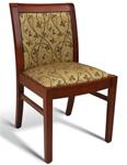 Ecru Designer Restaurant Chair
