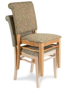Chloe Stackable Restaurant Chair