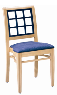 Linnett Designer Restaurant Chair