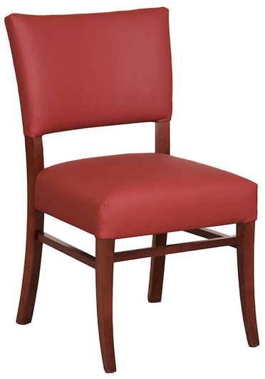 Floral Restaurant Chair