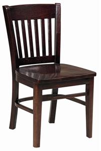 Library-Flair Restaurant Chair