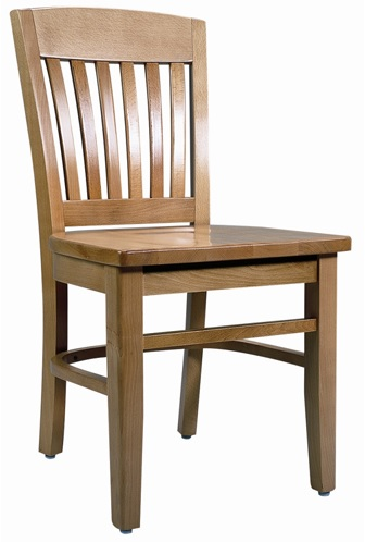 Library Wood Restaurant Chair