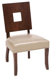 Amalfi Designer Restaurant Chair