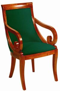 Chestnut Designer Armchair