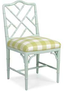 India Rattan Dining Chair