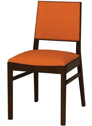 Travis Padded Seat Dining Chair
