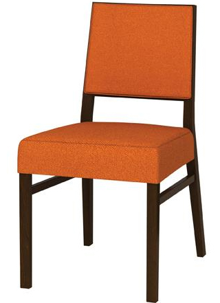Tristen Wrapped Seat Dining Chair