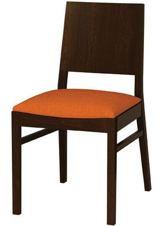 Toby Padded Seat Dining Chair