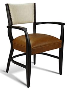 Bistro Designer Restaurant Chair