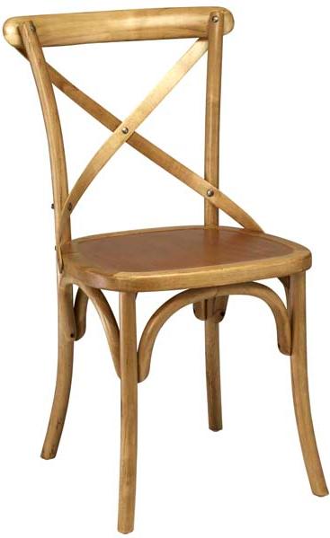 Isabella Natural Cafe Chair
