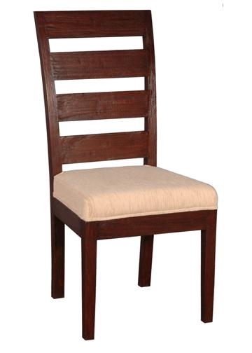 Roman Padded Seat Dining Chair