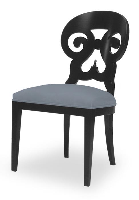 Jera Designer Restaurant Side Chair