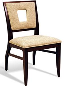 Antique Designer Restaurant Chair